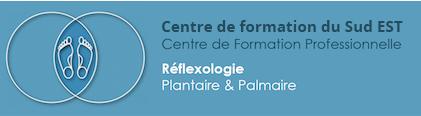 Réfléxologie – Formation – Réflexologie – VAR – Marseille Logo